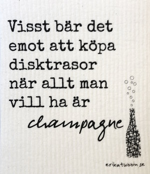 disktrasa CHAMPAGNE