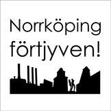 vykort NORRKÖPING 15x15 cm